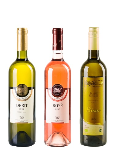 Probe-Set Vinoplod & MasVin - Weißwein & Rose