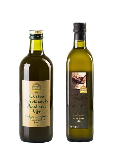 Probe-Set Trenton kroatisches Olivenöl
