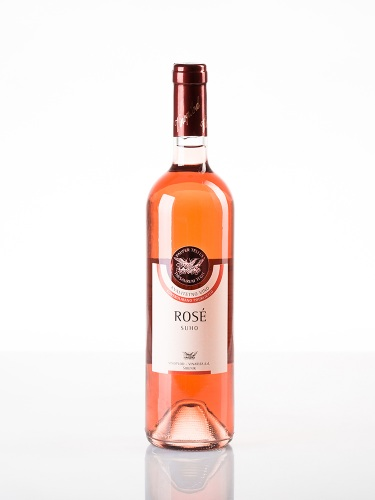 Rosewein Vinoplod Rose 2012