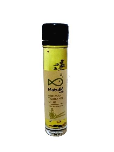 Matulic Kräuter Olivenöl 0,25l
