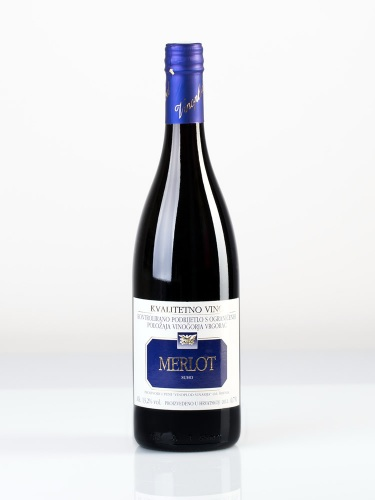 Rotwein Vinoplod Merlot 2013