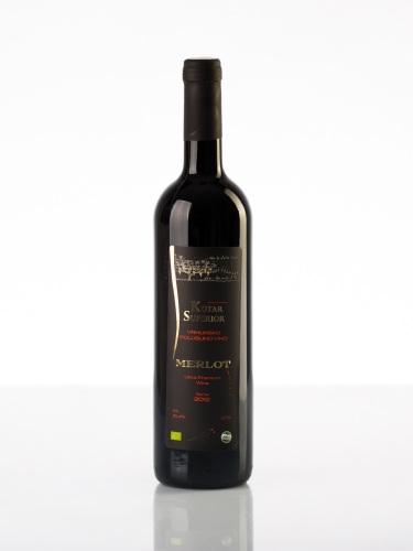 Naturwein MasVin Merlot 2012