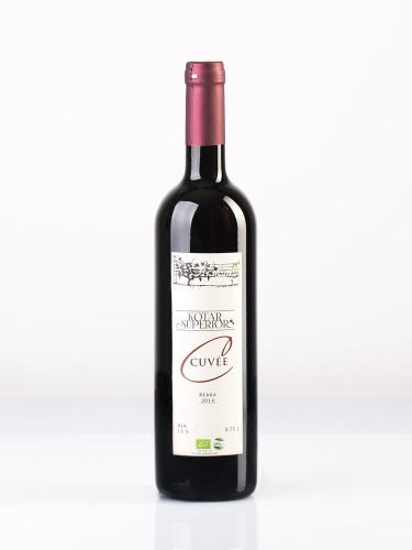 Naturwein Mas Vin Cuvee 2014