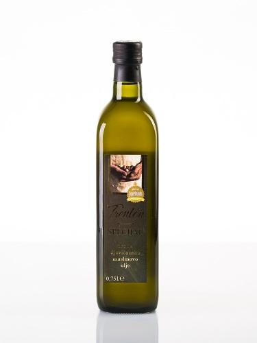 Trenton natives Olivenöl extra aus kroatischen Oliven 0,75l