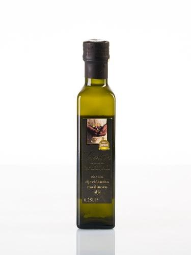 Trenton natives Olivenöl extra aus kroatischen Oliven 0,25l