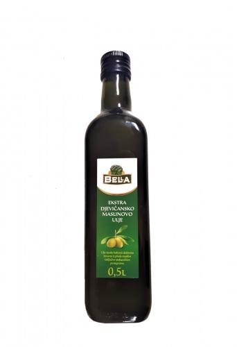 Trenton natives Olivenöl Ekstra Djevicansko Bella 0,5l