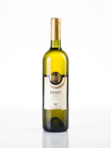 Weißwein Vinoplod Debit 2015