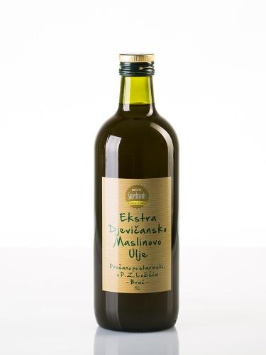 Trenton natives Olivenöl extra von der Insel Brac 1l