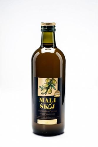 Trenton natives Olivenöl extra Mali Skoj 1l